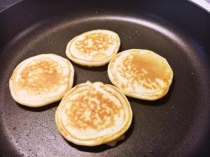Pancakes paistopinta