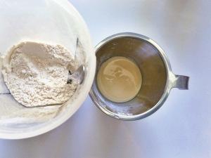 Valkosuklaamuffinssit valmistus (3)