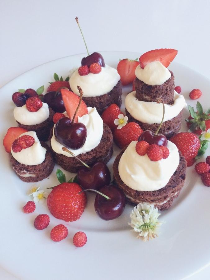 Suven suloinen suklaaleivos (2)