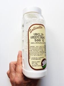 Vaniljakreemi