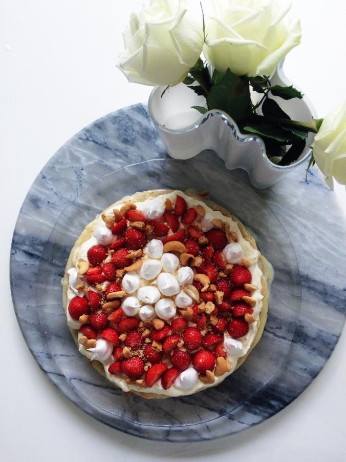 Blondie banoffee pie (5)