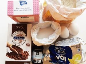 Jouluinen suklaakakku (12)