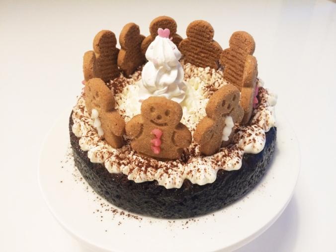 Jouluinen suklaakakku (14)