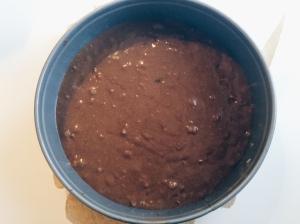 Mahtavan mehevä tuplasuklaa brownie (6)