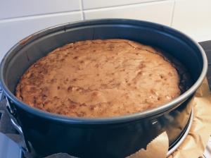 Mahtavan mehevä tuplasuklaa brownie (7)