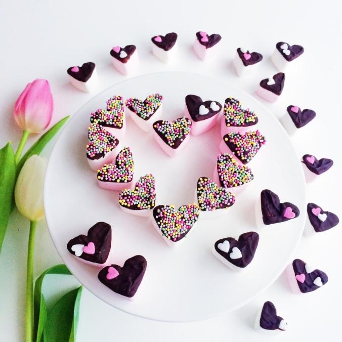 Suklaavaahtokarkit