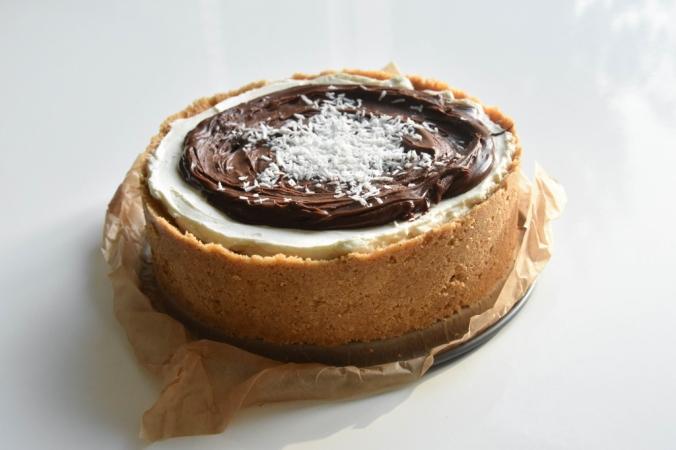 Nutella mascarponekakku  (16)